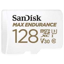 כרטיס מבית SanDisk דגם 128G MAX ENDURANCE microSDHC