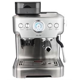 מכונת אספרסו BARISTA טוחנת פולי קפה תוצרת SAUTER דגם SCM8000