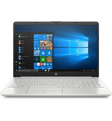 מחשב נייד מבית HP  דגם 171Z4EA Laptop 15-dw2024nj Core i5-1035G1 quad  8GB 256GB