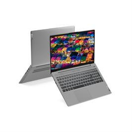 """מחשב נייד """"15.6 מבית Lenovo  דגם 81YK00TNIV IdeaPad i5-1035G1 8GB 256GB SSD"""