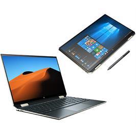 מחשב נייד עם מסך מגע 13.3 אינטש מבית HP דגם 1TB 16GB 307W9EA Spectre x360 13-aw2000nj i7-1165G7