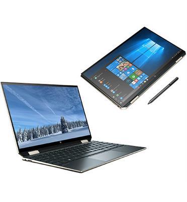 מחשב נייד עם מסך מגע 13.3 אינטש מבית  HP דגם  307X1EA Spectre x360 Conv13-AW2004NJ 512GB SSD 16GB  i7-1165G7