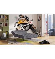 מיטת נוער מתכווננת כוללת מזרן וחצי מבית Hollandia דגם הולנדיה- כולל מקרן קול מתנה