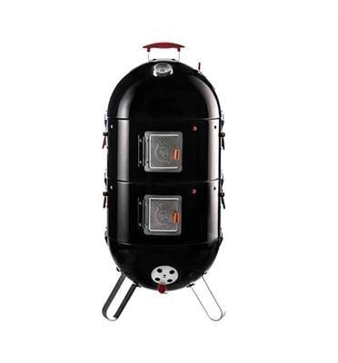 מעשנת PROQ FRONTIER 43 מבית CAESAR מאפשרת צלייה או עישון בצורה מודולארית ואידיאלית כולל כיסוי