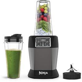 נוטרי נינג'ה חכם Auto IQ ריסוק פירות וירקות שלמים מבית NINJA דגם BN498