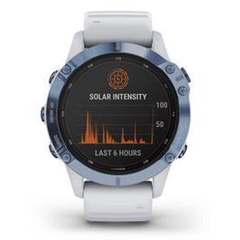 שעון ספורט Garmin Fenix 6 Pro Solar Edition 47mm 010-02410-19 גרמין