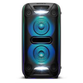 מערכת שמע בידורית Bluetooth עם תאורה היקפית תוצרת SONY דגם GTK-XB72