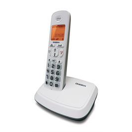 טלפון אלחוטי עם דיבורית בנייד ולחצנים גדולים מבית Uniden דגם UNI-4103