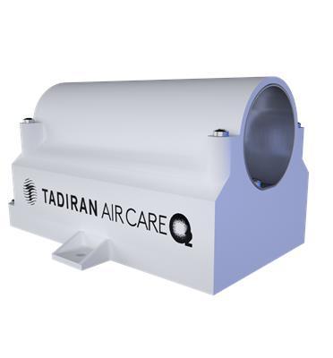 ערכת טיהור אויר AIR CARE O2 QA למזגן מיני מרכזי