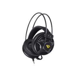 אוזניות + מיקרופון לגיימינג SILVER LINE SCORPIUS GHD-099V