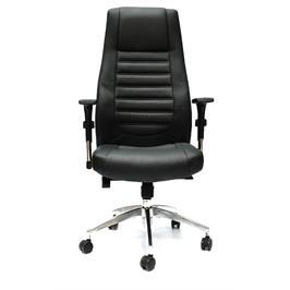 """כסא מנהל אורטופדי מהסדרה היוקרתית דגם MSH120 מבית ROSSO ITALY לכבדי משקל עד 140 ק""""ג"""