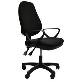 כסא מנהל מזכירה מחשב אורטופדי נוח ואיכותי מנגנון מולטילוק מבית ROSSO ITALY דגם MSH-1-50