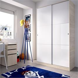 """ארון הזזה 120 ס""""מ 2 דלתות תוצרת ספרד HOME DECOR דגם סלייד"""