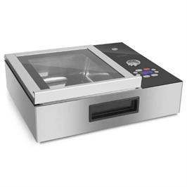 מכונת ואקום עם תא ואקום תוצרת CASO דגם VacuChef SlimLine