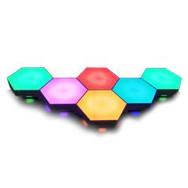 לבני תאורה דקורטיביים להרכבה עצמית מבית DRAGON דגם DRAGON HAXON LED RF