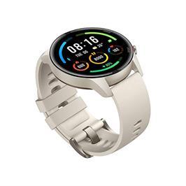 שעון ספורט חכם דגם Mi Watch GPS צבע לבן