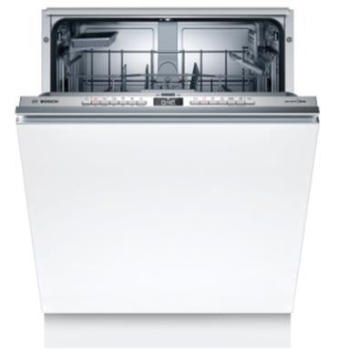 """מדיח כלים רחב אינטגרלי מלא 60 ס""""מ Serie 4 תוצרת BOSCH דגם SMV4HB800E"""