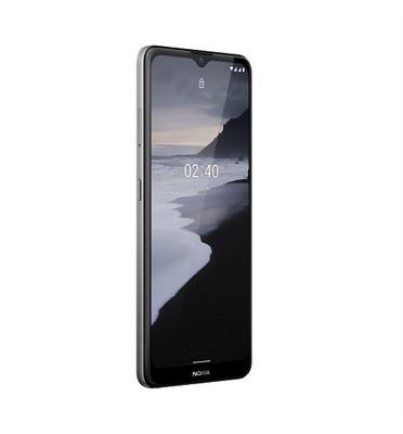 """סמארטפון 6.5"""" מבית Nokia המבוסס על מערכת הפעלה AndroidOne דגם NOKIA 2.4 TA-1270 DS GREY"""