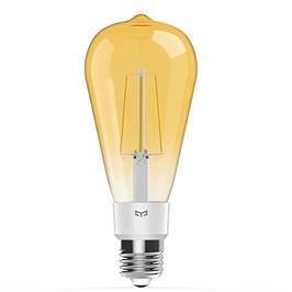 נורת LED חכמה (דמוי ליבון) Smart LED Filament Bulb ST64 דגם YLDP23YL