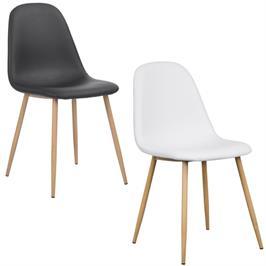 כיסא רב תכליתי דמוי עור מבית HOMAX דגם קרלטון
