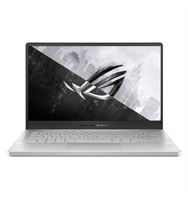 """מחשב נייד לגיימינג 14"""" 16GB 1TB SSD מעבד AMD Ryzen™ 7 5800HS תוצרת ASUS דגם GA401QM-HZ151T White"""