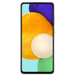 """סמארטפון 6.5"""" סוללה 4,500mAh מצלמה 64MP+12MP+5MP+5MP זכרון 6GB 128GB תוצרת Samsung דגם A52 5G"""