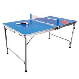 שולחן טניס איכותי מיני מתקפל מבית סיטי ספורט דגם SUPER STAR