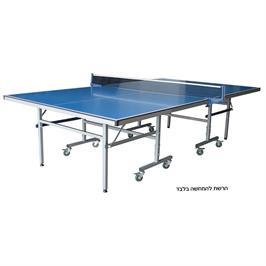 שולחן טניס מקצועי פרייבט- אולימפי מבית סיטי ספורט דגם 10556 עם 3 אופציות לעובי פלטה לבחירה