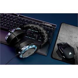 אוזניות גיימינג USB מבית CORSAIR דגם HS60 HAPTIC