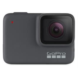 מצלמת אקסטרים מבית GoPro דגם Hero 7 Silver