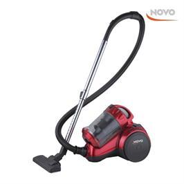 שואב אבק מולטי ציקלון 2000 וואט 78 דציבלים תוצרת NOVO דגם NOV133