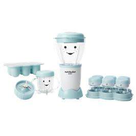 בייבי בלנדר מעבד מזון חדשני המיועד לשמור על איכות מזונם של התינוקות! NUTRIBULLET BABY