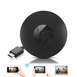 מתאם PC TO TV אלחוטי המעביר את תצוגת המחשב/סמארטפון/טאבלט לטלויזיה מבית GRANDTEC דגם GTs714