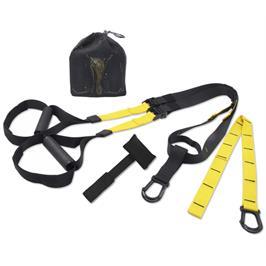 רצועות אימון עם ידיות סיליקון לחיבור מהיר למוט מתח או דלת ביתית אנרג'ים ספורט דגם su820