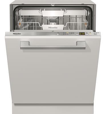 """מדיח כלים 60 ס""""מ אינטגרלי מלא 13 מערכות הכלים תוצרת Miele דגם G5050 SCVI"""
