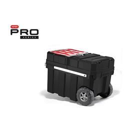 ארגז כלים מקצועי על גלגלים מבית כתר פלסטיק דגם מסטרלאודר Masterloader