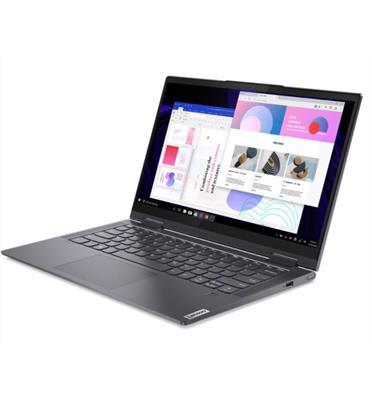 """מחשב נייד 14""""  16GB 512SSD מעבד Intel Core i5 דגם Lenovo Yoga 7 82BH006DIV"""