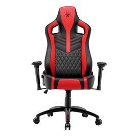 כיסא גיימרים מקצועי עם ספוג זכרון אורטופדי לישיבה ממושכת דגם SPIDER GIANT מבית SPIDER