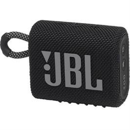 רמקול נייד בעל סאונד עשיר תוצרת JBL דגם Go 3 בשני צבעים לבחירה