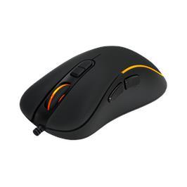 סט עכבר אופטי לגיימרים עם תאורת RGB מתחלפת בעת השימוש + פד מותאם וגמיש דגם GMP-290 מבית XTRIKE