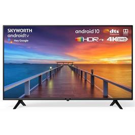 """טלוויזיה 50"""" מסגרת דקה 4K Smart AI TV אנדרואיד 10 תוצרת SKYWORTH דגם 50SUC8300"""