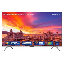 """טלוויזיה 65"""" מסגרת שחורה דקה 4K Smart AI TV אנדרואיד 10 תוצרת SKYWORTH דגם 65SUC8300"""