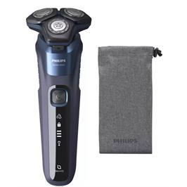 מכונת גילוח סדרה 5000 חדשה, גילוח קרוב הגנה מרבית על העור תוצרת PHILIPS דגם S5585/10