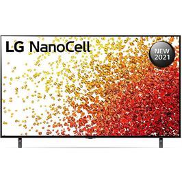 טלוויזיית 75 אינץ' LED חכמה Smart TV ברזולוציית 4K Ultra HD ופאנל IPS בטכנולוגיית NanoCell עם תאורת LED מלאה, לתמונה עוצרת נשימה LG דגם 75NANO90VPA