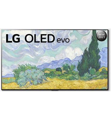 טלוויזיה 65 אינץ' בטכנולוגיית OLED, ברזולוציית 4K Ultra HD עם ניגודיות אינסופית, HDR ובינה מלאכותית LG דגם OLED65G1PVA