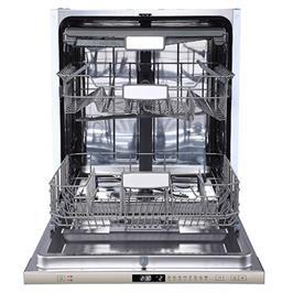 מדיח כלים אינטגרלי מלא 14 מערכות כלים תוצרת Normande דגם ND-FI7120
