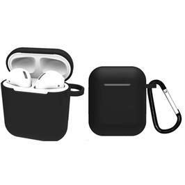 אוזניות אלחוטיות עם טעינה אלחוטית וחוטית מבית Apple דגם AirPods 2 הדגם החדש! כולל נרתיק נשיאה + שאקל בשווי 99₪ במתנה!