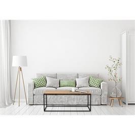 שולחן סלון קלאסי מברזל יצוק בשילוב משטח עץ תעשייתי בגוון אורן אטלנטי Tudo Design דגם פלג