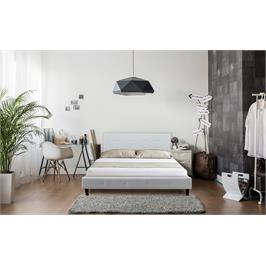מיטה זוגית מדהימה ביופייה מרופדת דמוי עור איכותי מבית פנדה סטייל דגם SOFI