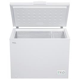 מקפיא שוכב 249 ליטר DEFROST לבן תוצרת TCL דגם TCF249YW